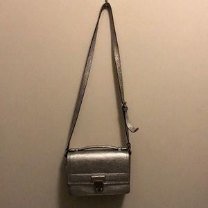 Phillip lim silver bag